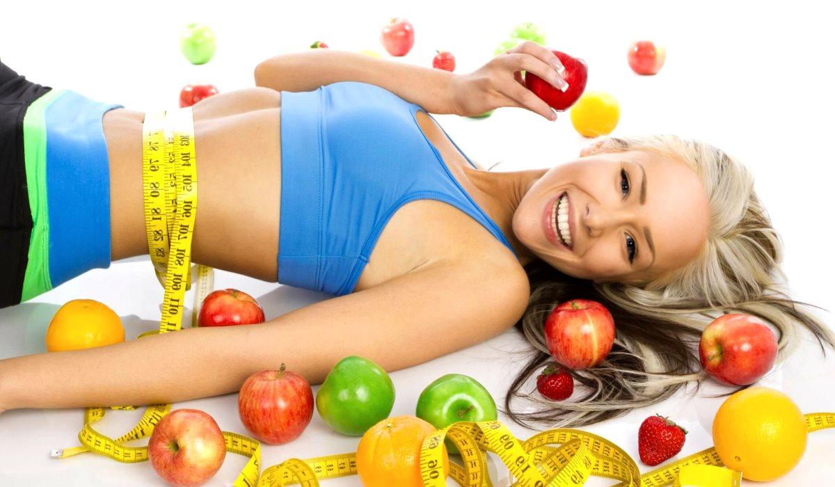 Сбалансированная диета снижает вес